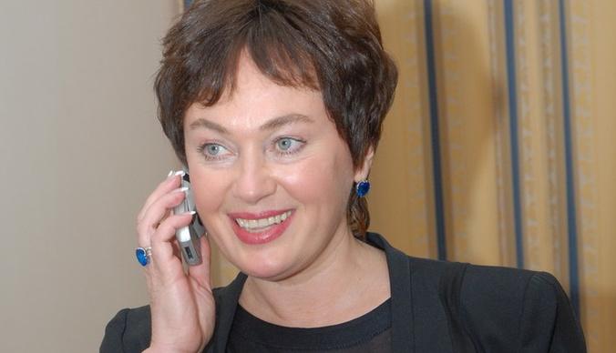 Дочь Ларисы Гузеевой: «У меня две опухоли»