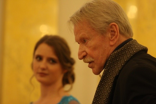 Наталья Краско с супругом