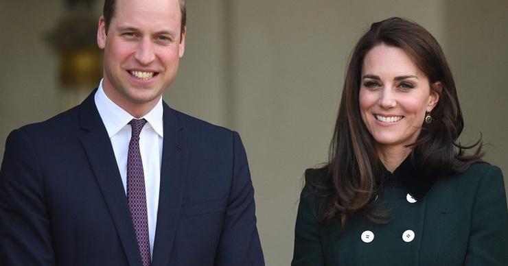 Принц Уильям и Кейт Миддлтон ждут третьего ребенка