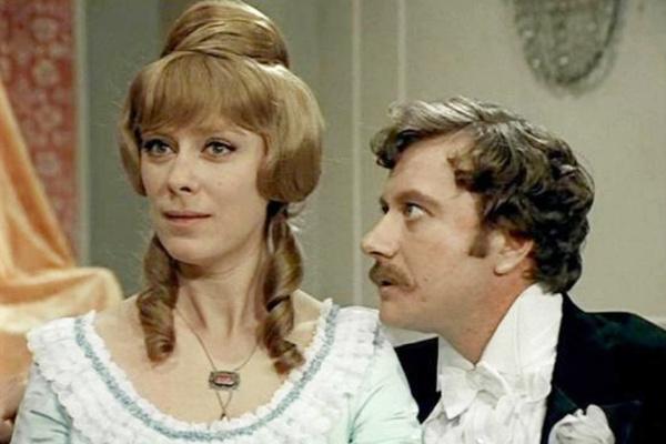 В 70-80-е актриса сыграла свои лучшие роли в кино