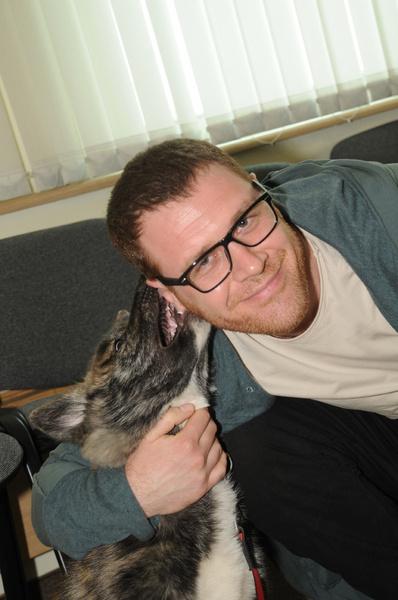 Артист обожал своего пса Гарика