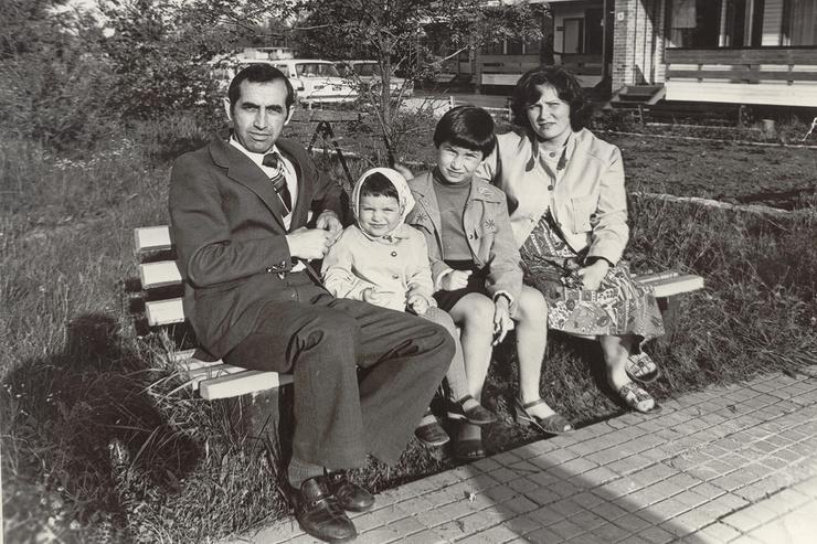 Семья Зейналовых вырастила сразу двух журналистов
