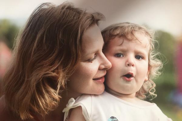 В 2013-м актриса подарила мужу дочку Агату