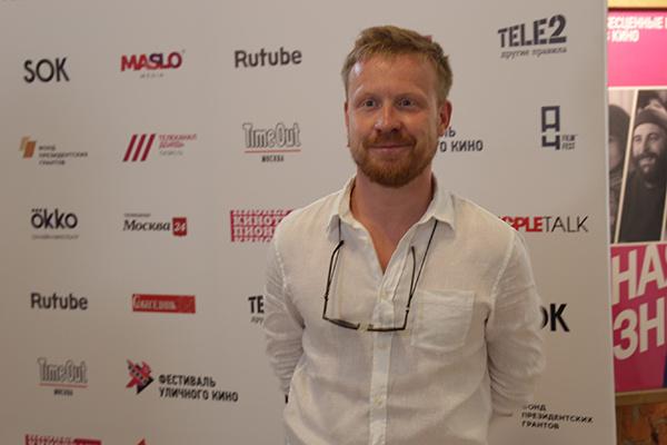 Актер Антон Богданов
