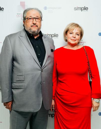 Борис и Марина Минц