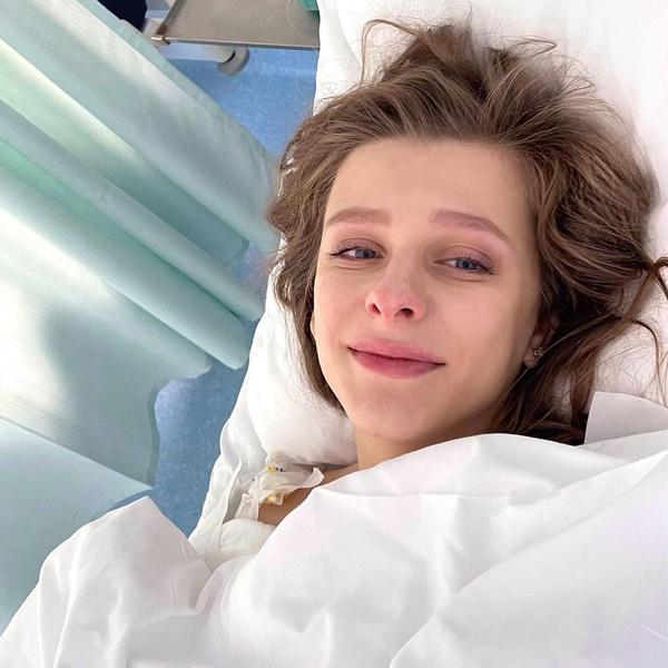 Лиза впервые стала мамой 14 августа.
