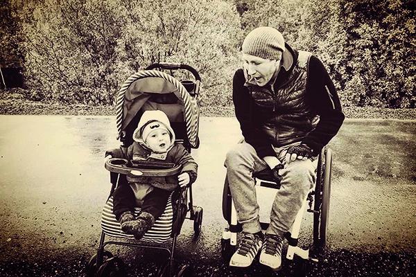 Волоцкий с сыном