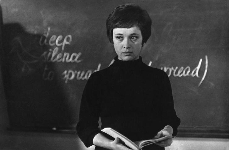 Ирина Печерникова в своей самой известной роли