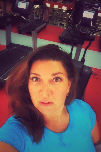Много времени Екатерина уделяет спорту