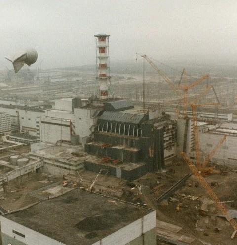 Авария на Чернобыльской АЭС произошла в ночь на 26 апреля 1986-го