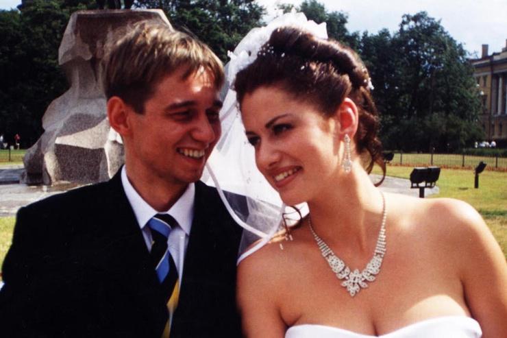 Шесть лет Анна была замужем за Анатолием Ильченко
