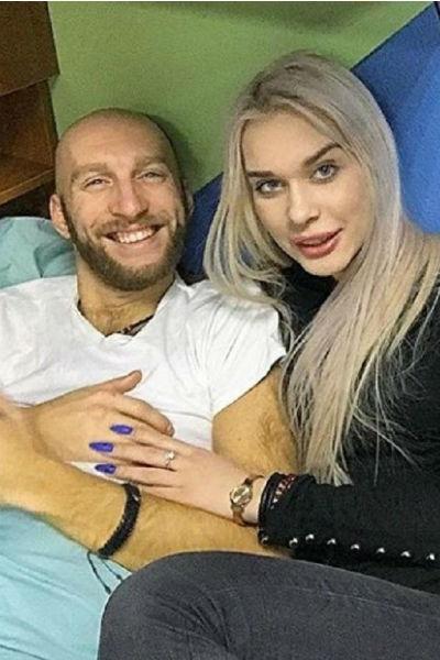 Яна Шевцова и Артем Сорока