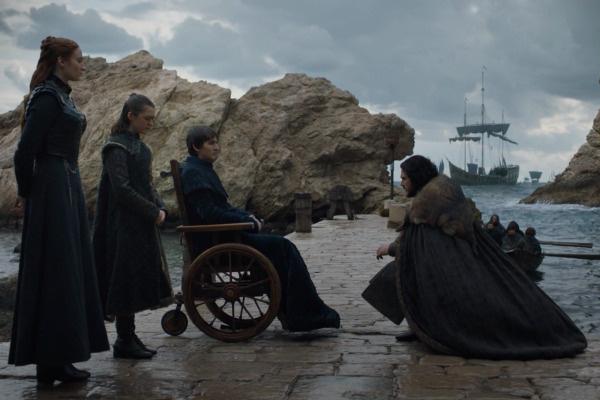 Новости: Вышла последняя серия «Игры престолов». Кто занял Железный трон? – фото №9