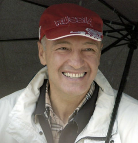 Владимир Туганов, мастер спорта международного класса