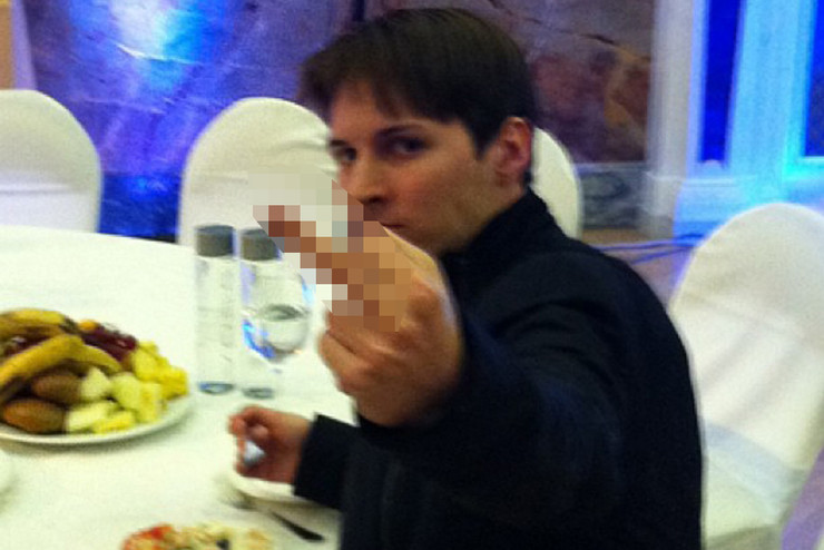 С конкурентами Дуров не церемонился