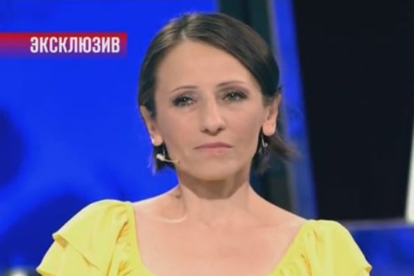 Гражданская жена Владимира Ермакова Светлана