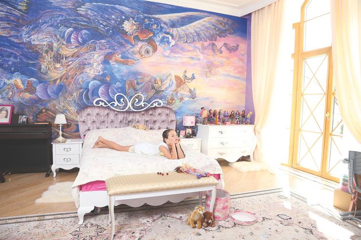 Стиль: Индийское божество в квартире Семенович и «деревенский стиль» Барановской: интерьеры звездных домов – фото №22