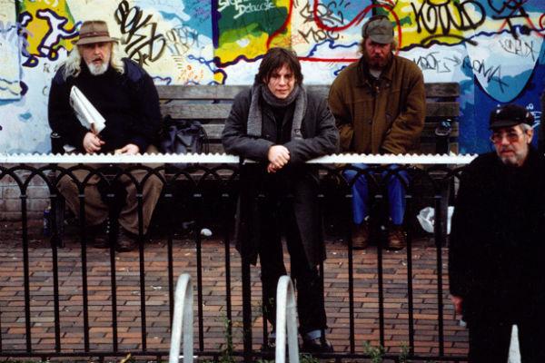 Группа «Мумий Тролль» в конце 90-х