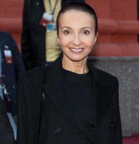Известный балетмейстер продемонстрировала пластику лица