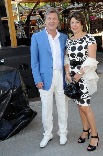 Лещенко и его супруга Ирина женаты вместе более 40 лет