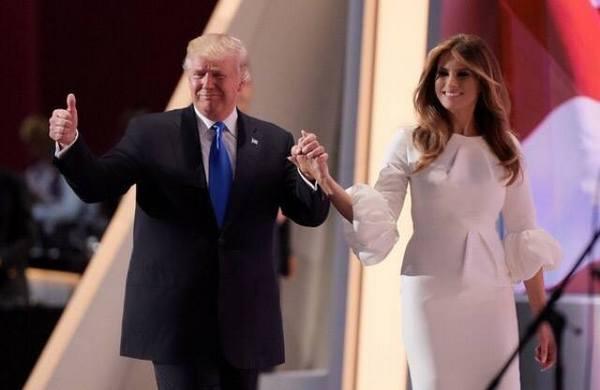 Мелания не спешит покидать башню Трампа в Нью-Йорке