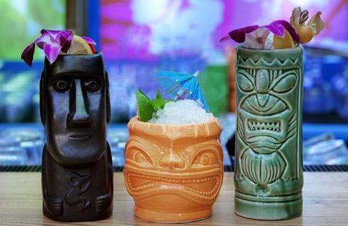С 1 по 8 января можно попробовать экзотические напитки по привлекательной цене