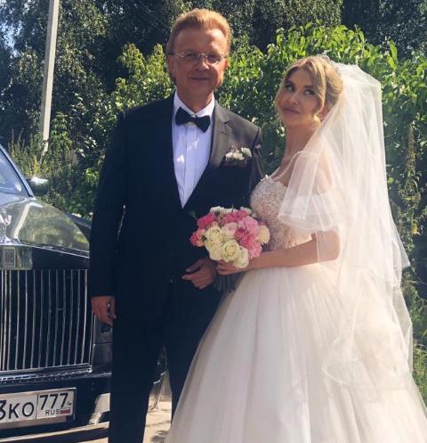 Рома Жуков и Ольга Илларионова