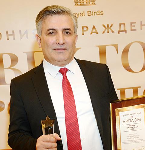 Эльман Пашаев будет баллотироваться в Государственную думу