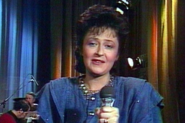 В конце 80-х Регина Дубовицкая решилась уйти с радио на телевидение