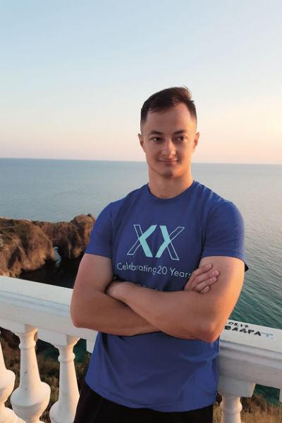 Андрей Овсянников мечтал стать врачом