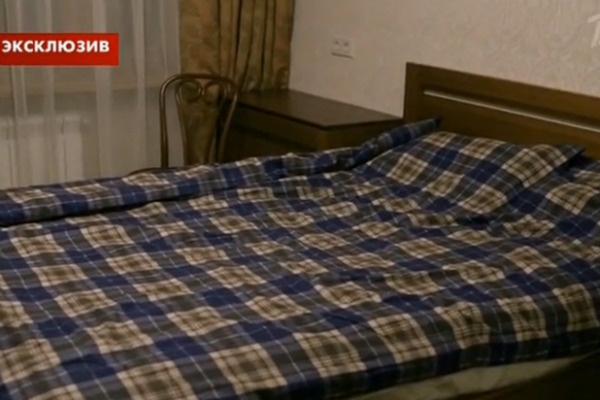 Армен Борисович обустраивается в новом доме