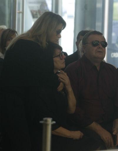 Ольга Орлова с родителями Жанны Фриске - Ольгой Владимировной и Владимиром Борисовичем
