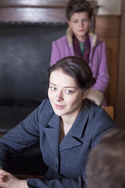 Марина Александрова сыграла одну из ключевых ролей в сериале.