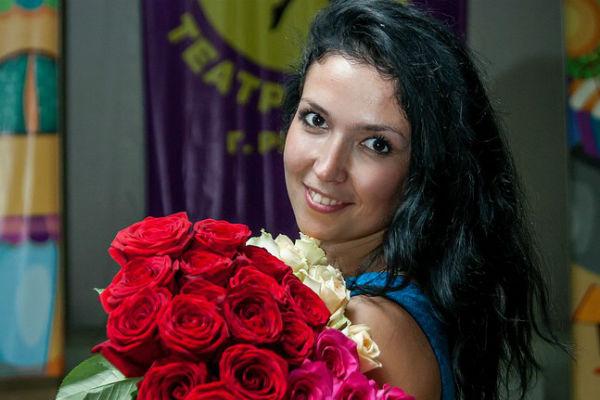 Студентка Екатерина