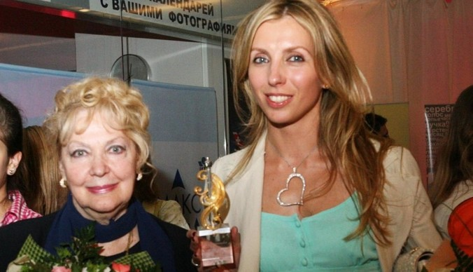 Светлана Бондарчук не пришла на похороны бывшей свекрови