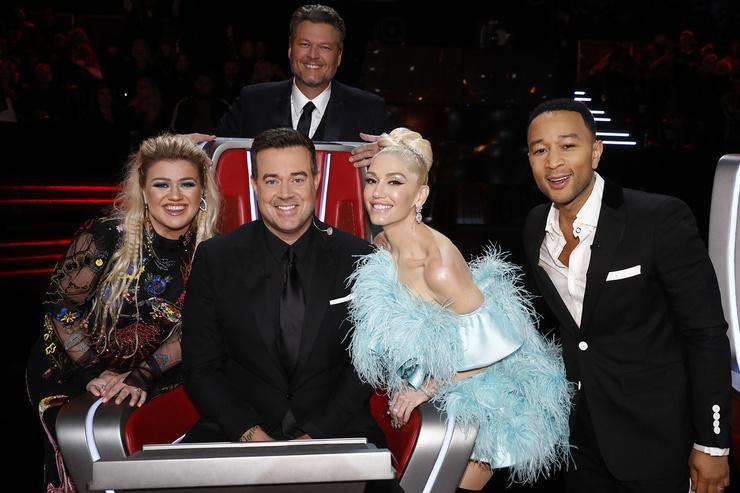 Новый виток популярности ждал певицу с выходом седьмого сезона The Voice