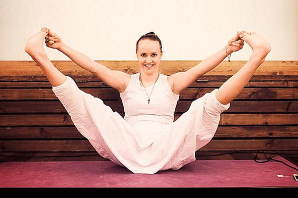 Победить болезнь Елене Третьяковой помогла йога