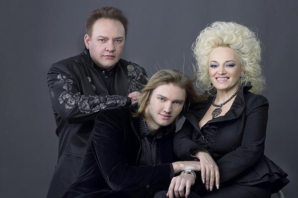 Сына певицы Григорий женился в 2011 году