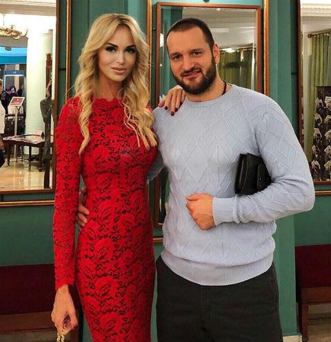 Алексей Самсонов и Мария Щербакова