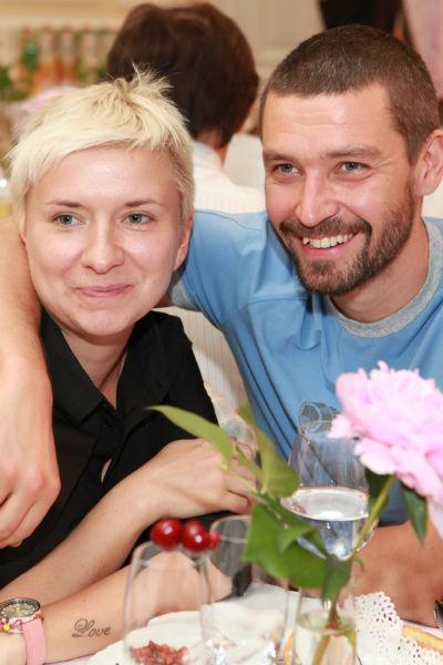 Валерия и Владимир Кристовские
