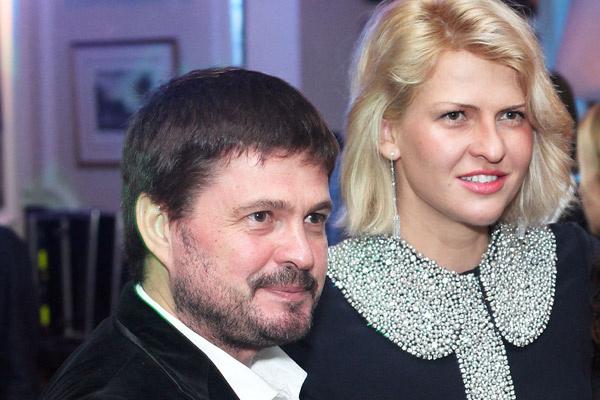 Полина и Эдуард Киценко