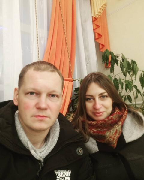 Андрей очень переживал за супругу