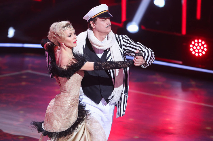 Осипова признавалась, что в проекте «Танцы со звездами» чувствовала себя очень комфортно именно благодаря такому надежному и внимательному партнеру