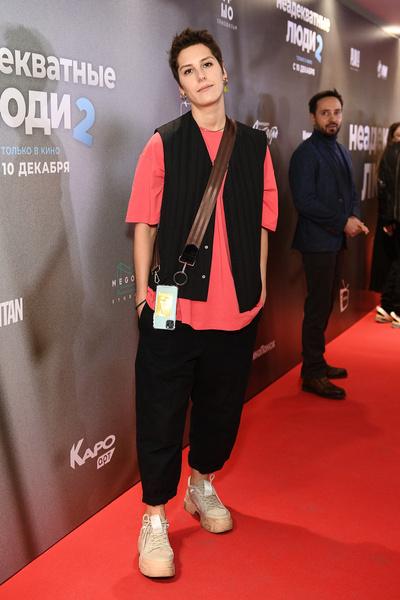Ирина Горбачева предпочитает спортивный стиль