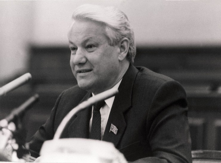 Хирург Ренат Акчурин: «У Ельцина были низкие показатели сердца, и коллеги выступали против операции»