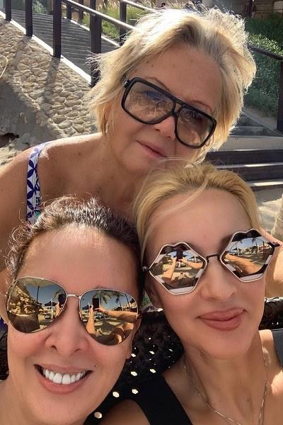 Лера Кудрявцева поделилась снимком с отдыха