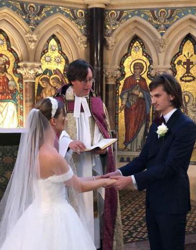 Даниил Бутман женился на однокурснице Валерии