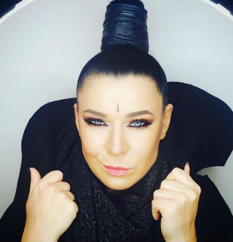 Певица Елка