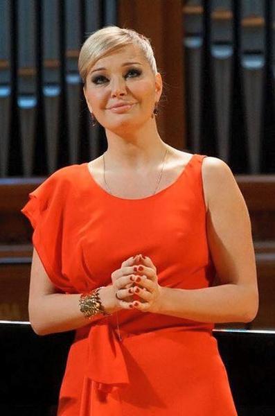 Сейчас Мария Максакова живет на территории Украины