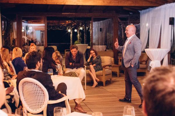На творческий вечер Михаила собрались истинные ценители